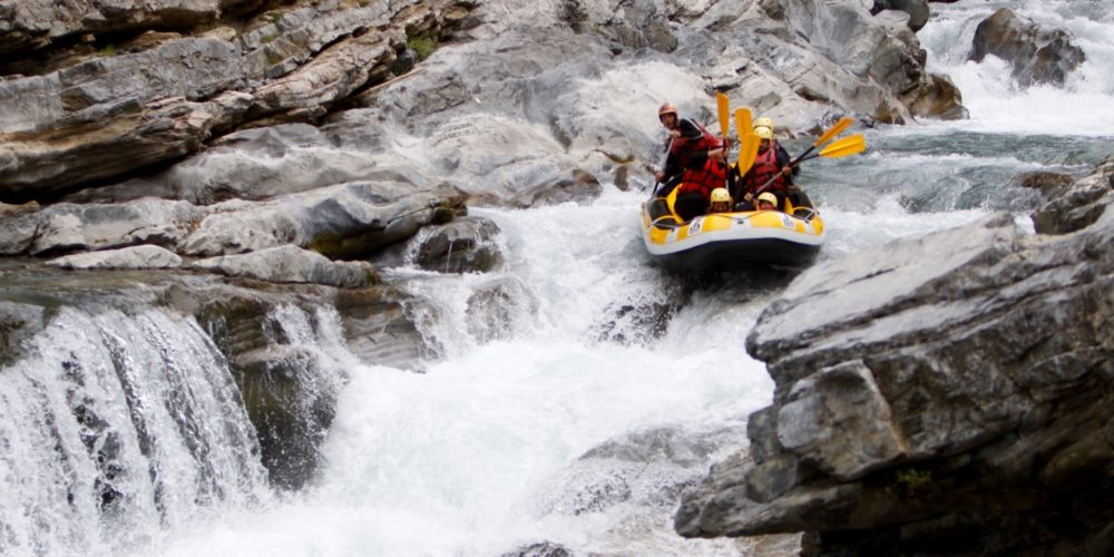 Rafting Guil Queyras