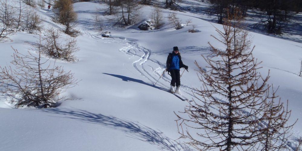Ski de rando Queyras