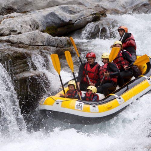 Rafting Rivière le Guil dans le Queyras