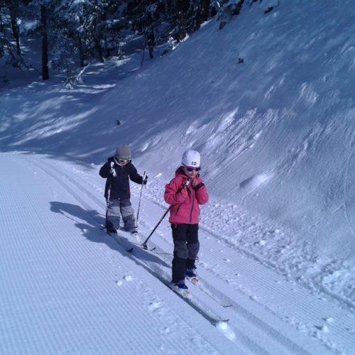 Ski de fond à Arvieux en Queyras
