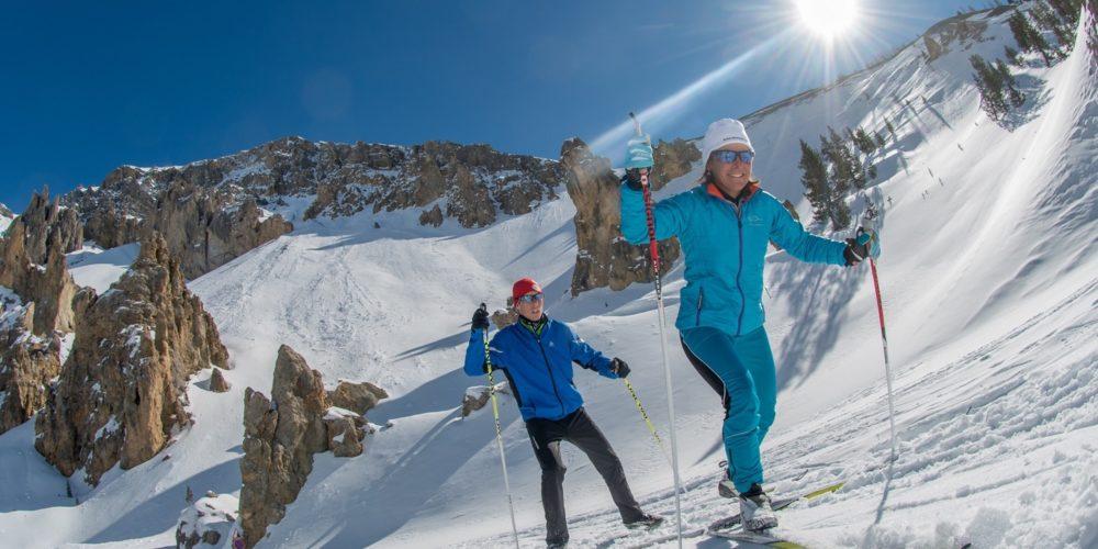 Ski de randonnée à Arvieux en Queyras