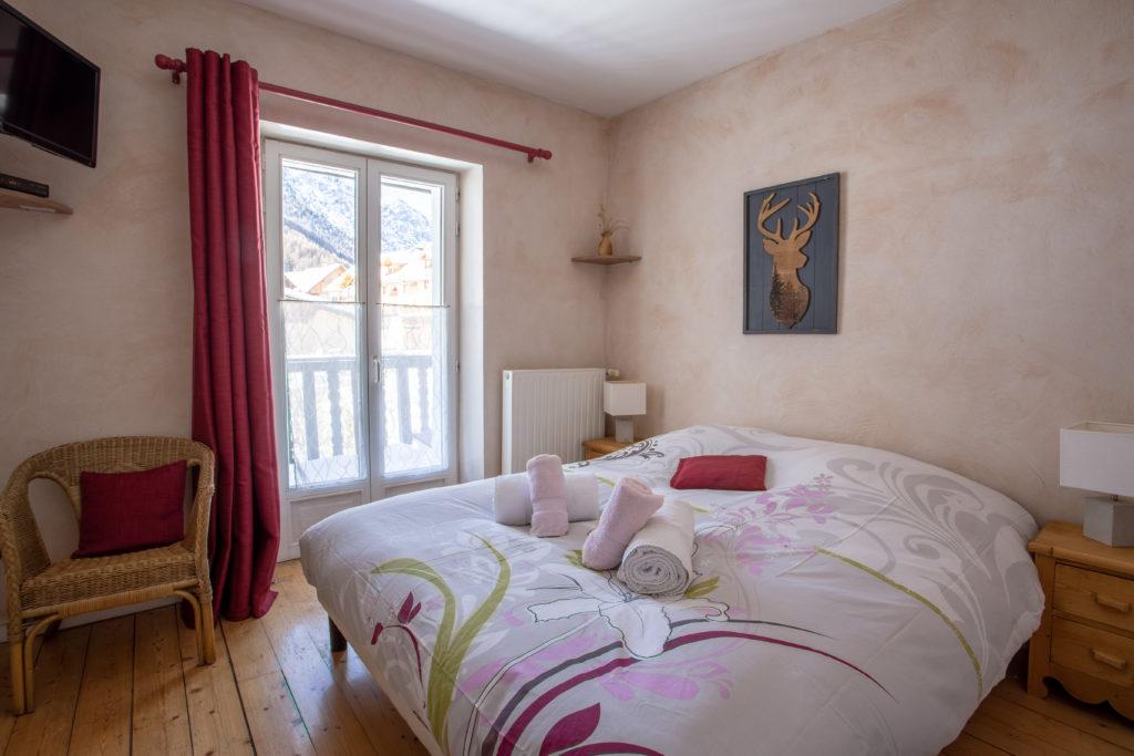 Chambre d'hôtes la Girandole Maison de vacances Arvieux en Queyras